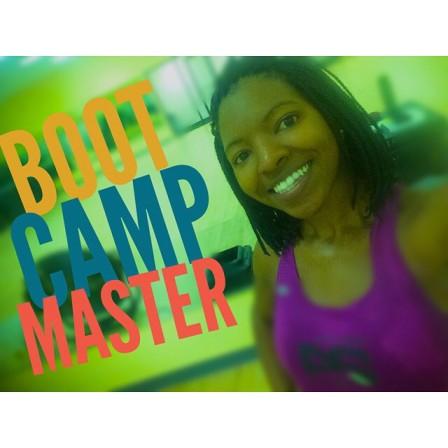 Boot camp master_ Sharita Jennings Fitness